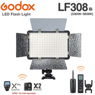 Godox LF308Bi 18W LED Flash Light (3300K ~ 5600K)