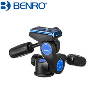 Benro HD2A 3-Way Pan Head (Max Load 8kg)