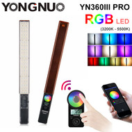 Yongnuo YN360III Pro RGB LED Video Light (3200K - 5500K)