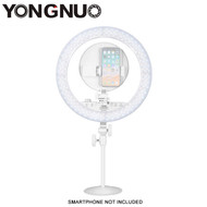Yongnuo YN208 Pro Beautify LED Ring Light for Smartphone (3200K - 5500K)