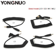 Yongnuo LS-2.5 Shutter Release Cable for Canon / Nikon [ C1 / C3 / N1 / N3 ]