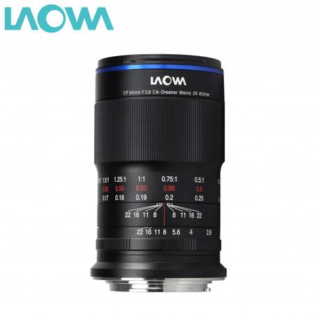Laowa 65mm f/2.8 2X Ultra Macro APO Lens for Fujifilm X
