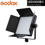 Godox LED1000Bi II DMX Bi-Color LED Video Light (3300K ~ 5600K)