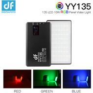 DigitalFoto YY135 10W Alloy RGB LED Light (2500-8500K)