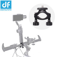 DigitalFoto BIKEGC Bicycle Gimbal Clamp (Clamp range 20 - 33mm)