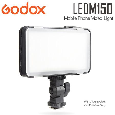 Godox LEDM150 Mobile Phone Video LED Light (5600K)