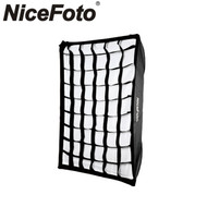 Nicefoto 60 x 90 cm Umbrella Frame Softbox with Grid