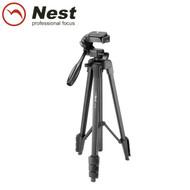 Nest NT-530 1.3m Aluminum Mini Lightweight Tripod (Max Load 3 kg)