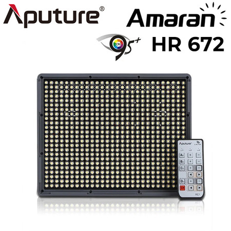 Aputure Amaran HR672C 45W Bi-Color LED Light
