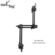 Meking M11-099 Three-section adjustable twin Articulated sliding Arm