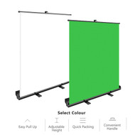 Fotolux Portable Pull Up Backdrop 165 x 200cm
