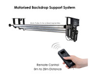 NanGuang Motorised background Support system with Remote Control