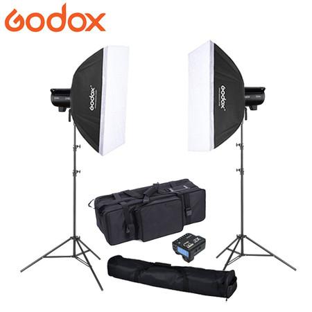 Godox 2x DP400III / DP600III Studio Flash Kit