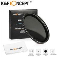 K&F Concept ND2-ND400 VND Variable Fader NDX Neutral Density Filter