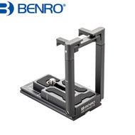 Benro Arcasmart70 70mm Arca-Swiss Plate with Smartphone Clamp