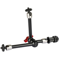 "Fotolux MG-11 11"" Dual Magic Arm with Ball Head & Removable Shoe Mount"