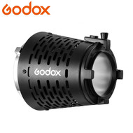 Godox SA-17 Bowens Mount LED Light to Projection Attachment Mount Adapter