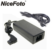 Nicefoto LB-C13 D-Tap Single V-mount Battery Charger (16.8V 3A)