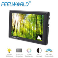 Feelworld FW279S 7'' Ultra Bright 2200nit 3G-SDI 4K HDMI Daylight Viewable Camera Field Monitor