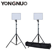 Yongnuo 2 x YN300Air II RGB Pro Video Lighting Kit (3200K - 5500K / RGB Full Colour)