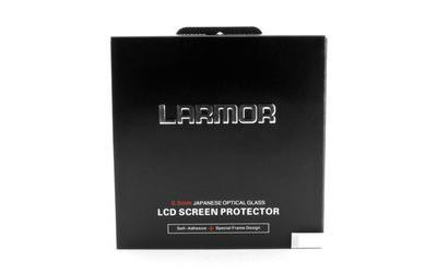 Larmor Japanese Optical Glass LCD Screen Protector GGS IV for Nikon D4 D4S (Adhesive)