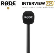 Rode Interview Go Handheld Adaptor with Windshield for Wireless GO
