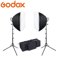 Godox 2x TL-4K E27 5500K Daylight Video Lighting Kit (2 Lights)