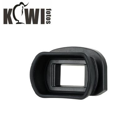 KIWIFOTOS KE-EG Long Camera Eyecup for Canon (Replaces Canon Eg )