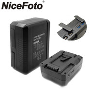 Nicefoto BP-115 14.8V 7800mAh 115Wh Li-ion V-mount Battery