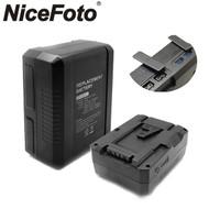Nicefoto BP-115 14.8V 7800mAh 115Wh Li-ion V-mount Battery