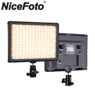 Nicefoto SL-200A On-camera Video LED Light (3200K-6500K)