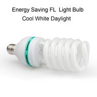 Lanxin E27 85W Fluorescent Lamp Bulb Energy Saving Daylight 6500K