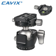 Cavix D30 Low Profile Ball Head with PAN-C3 Panning Clamp