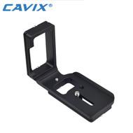 Cavix D750L L Bracket Plate for Nikon D750