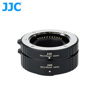JJC AET-M43SII 2 Ring Auto-Focus AF Macro Extension Tube for Panasonic & Olympic M4/3 mount