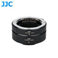 JJC AET-FXSII 2 Ring Auto-Focus AF Macro Extension Tube for Fujifilm X Mount