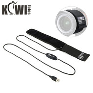 KIWIFOTOS DHS-1 Dew Heater Strip for Lens / Telescope