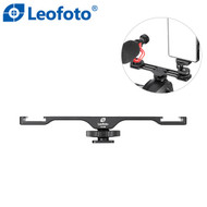 Leofoto FA-08 2 in 1 Hot Shoe Adapter Head for Monitor / Light / Microphone