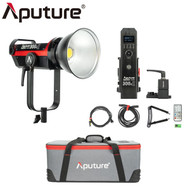 Aputure LS C300D II Light Storm 300W LED Light V-Mount Kit (5500K)