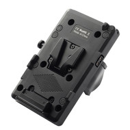 Fotolux V-mount Battery Mounting Plate (D-Tap output) for Pole , Light Stand , Tripod