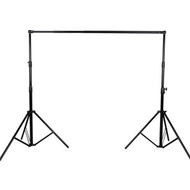 Fotolux BK016 Background Support Kit with Telescopic Bar (3m wide x 2.5m tall)
