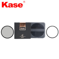 Kase 82mm Wolverine KW Magnetic CPL Circular Polariser Filter + Adapter Ring