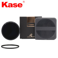 Kase 82mm ND1000 (3.0) 10-stops Wolverine KW Magnetic Neutral Density ND Filter  + Adapter Ring