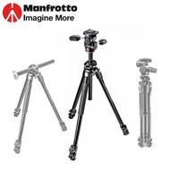 Manfrotto MK290DUA3-3W Dual Aluminium Tripod Kit with 804 3-Way Head