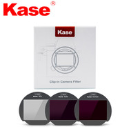 Kase 3 in 1 Clip-in Neutral Density Filter Kit (ND8+ND64+ND1000) for Fujifilm X