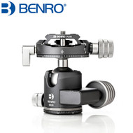 Benro GX25 GX Series Low Profile Aluminium Ball Head with PU56 Plate (Max Load 25kg)