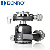 Benro GX30 GX Series Low Profile Aluminium Ball Head with PU56 Plate (Max Load 30kg)