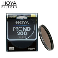 Hoya PRO ND200 (2.4) 7.7-stops  ND Neutral Density Filter (Made in Japan)