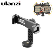 Ulanzi ST-17 Smartphone Holder with Cold Shoe (Clamp Range : 55-100mm)