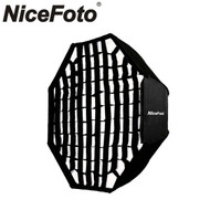 Nicefoto 95cm KS Octagon Umbrella Frame Softbox with Grid